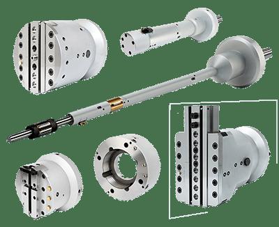 ZX CNC- Plandrehköpfe & Auskammerwerkzeuge Produktpalette von Cogsdill