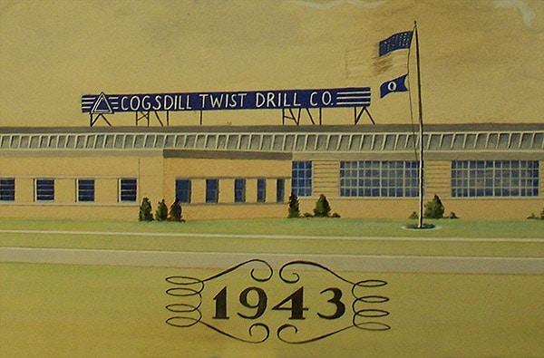 bulto de cremallera 1943
