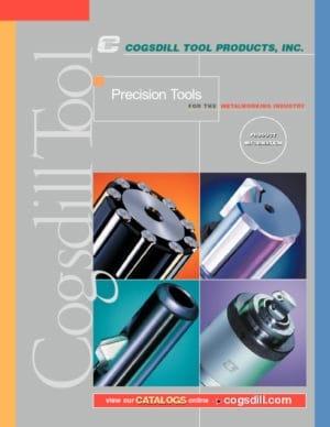 Folleto completo de productos de herramientas de corte Cogsdill
